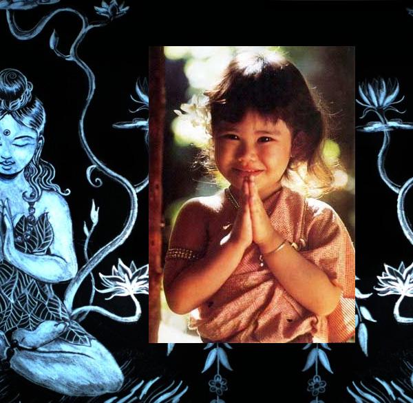 Aprenda a meditar kids